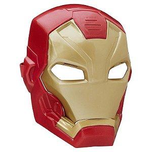 Máscara Eletrônica Homem de Ferro - Hasbro
