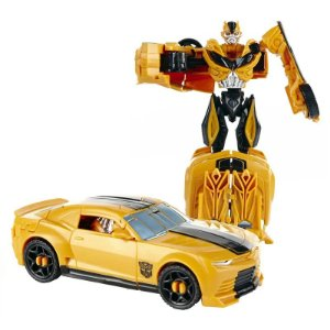 Transformers 4 Power Punch - Bumblebee - Hasbro