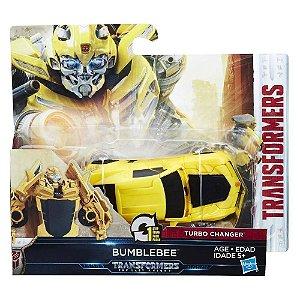Transformers Bumblebee Turbo Charger - Hasbro