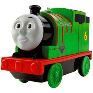 Thomas & Friends Locomotívas Motorizadas Percy - Mattel