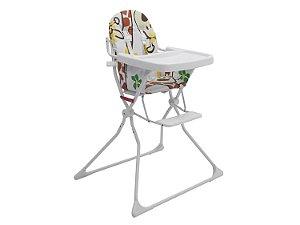 Cadeira Para Refeição 5016 Standard II Girafas - Galzerano