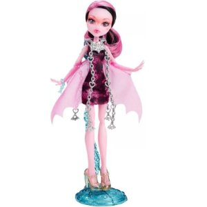 Boneca Monster High Draculaura Assombrada - Mattel