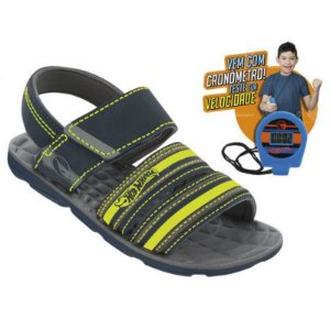 Sandália Infantil Hot Wheels Acelera 21074 - Grendene