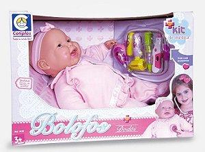 Boneca Bebês Bolofos Dodói - Cotiplás