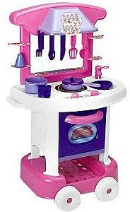 Cozinha Rosa - Cotiplás