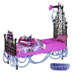 Cama Fantasma da Spectra Monster High - Mattel