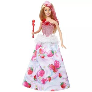 Barbie Dreamtopia Princesas Reino Dos Doces - Mattel