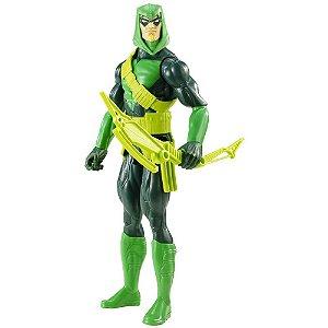Boneco Seta Verde Liga Da Justiça  - Mattel