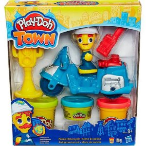 Massa De Modelar Play-doh Town Mini Veículo - Hasbro