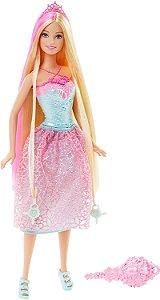 Boneca Barbie Princesa Cabelo Longo - Mattel