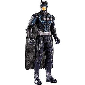 Boneco Batman Camuflado Liga da Justiça - Mattel