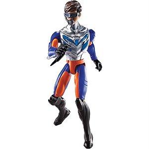 Max Steel Aqua Velocity Max - Mattel