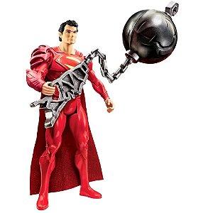 Boneco Superman Wrecking Ball - Mattel