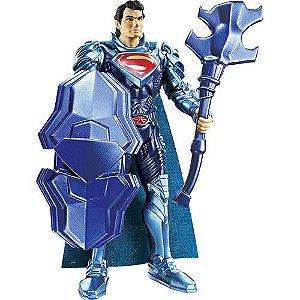 Boneco Superman Mega Staff - Mattel