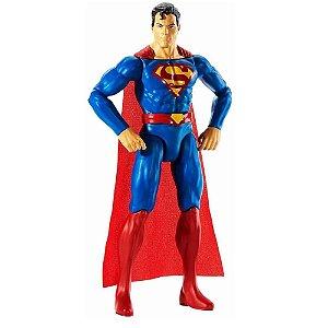 Boneco Liga da Justiça Superman True Moves - Mattel