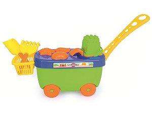 Kit Box na Areia - BS Toys