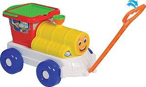 Trem Praia - Merco Toys