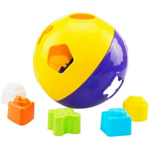 Baby Ball Bola Didática - Merco Toys