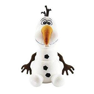 Boneco Pelúcia Olaf Frozen Disney 37cm