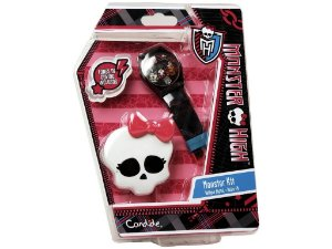 Monster Kit Radio + Relogio Monster High - Candide