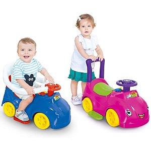 Carrinho de Atividades Play Time com Andador - Cotiplás