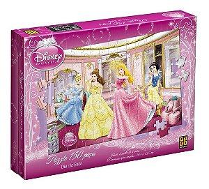 Puzzle Princesas 150 Peças - Grow