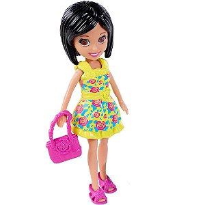 Boneca Polly Pocket Crissy Passeio - Mattel