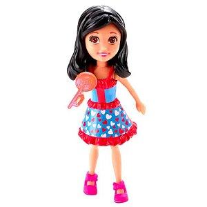 Boneca Polly Pocket Crissy Pirulito - Mattel