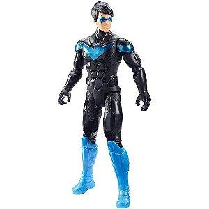 Boneco Batman Missions Nightwing - Mattel