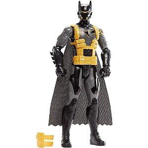 Boneco Batman Missions Armadura Tóxica - Mattel