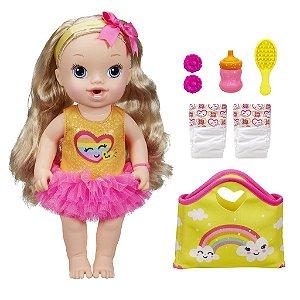 Baby Alive Dançarina - Hasbro