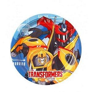Bola Inflável Transformers - Braskit