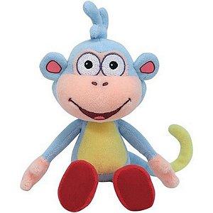 Boneco De Pelúcia Macaco Botas Dora a Aventureira