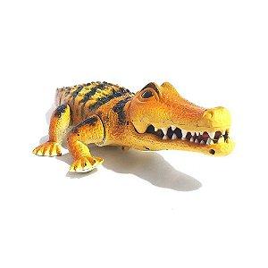 Jacaré Crocodilo Com Som Luz e Movimento - Ambulate