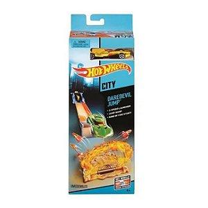 Pista Hot Wheels Salto Mortal - Mattel