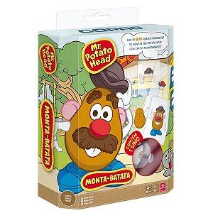 Jogo de Cartas Monta-Batata Mr. Potato Head - Copag