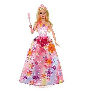 Boneca Barbie e o Portal Secreto - Mattel