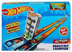 Pista Hot Wheels Campeonato de Corrida - Mattel