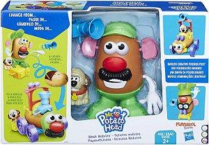 Boneco Cabeça de Batata  Mr. Potato Head Veículos Malucos - Hasbro
