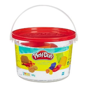 Massinha de Modelar Play-Doh Mini Balde  - Hasbro