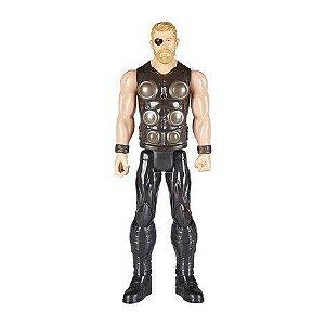 Boneco Thor Titan Hero Avengers Infinity War - Hasbro