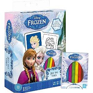 Jogo Das Cores Frozen Disney - Copag