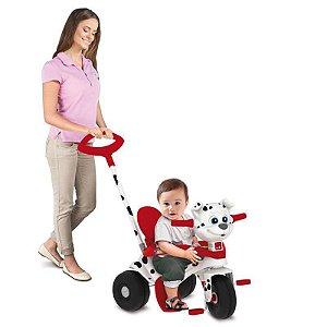 Triciclo Tonkinha Doggy Passeio e Pedal - Bandeirante