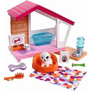 Móveis da Barbie Real Casa do Cachorro - Mattel