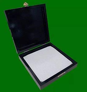 Almofada Artesanal 16x16 cm sem tinta