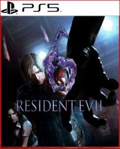 Resident Evil 6 Ps5 Mídia Digital Psn