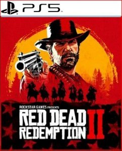 red dead redemption 2 ps5 midia digital