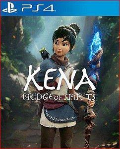 Kena: Bridge of Spirits PS4 mídia digital