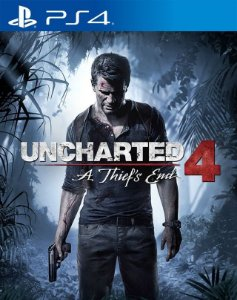 UNCHARTED 4: A Thief's End PS4 midia digital