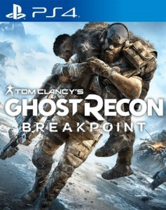 Tom Clancy's Ghost Recon® Breakpoint ps4 midia digital